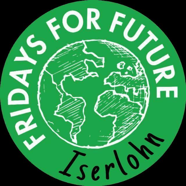 Logo Fridays for Future Iserlohn