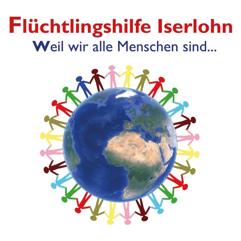Logo Flüchtlingshilfe Iserlohn